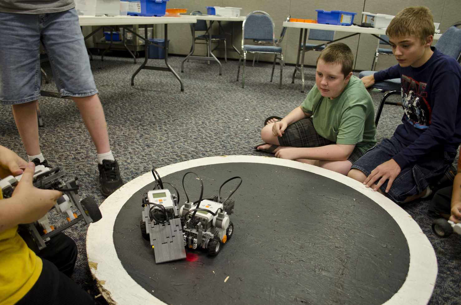 Kcc To Offer Engineering Robotics Summer Camps In July Kcc Daily