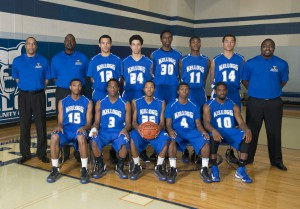 KCC's 2012-13 men's basketball team.