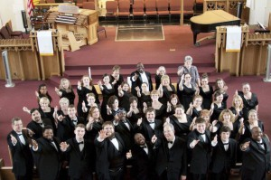 "The Kellogg Community College Choral Union will present their annual ""Singing in the Spring"" concert April 14."