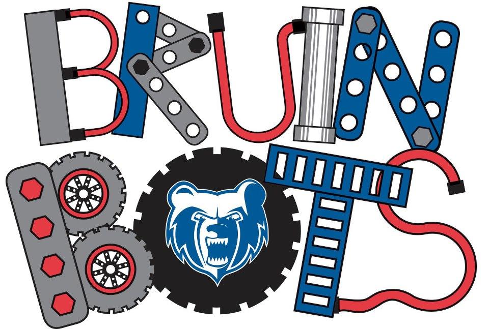 The Bruin Bots logo.