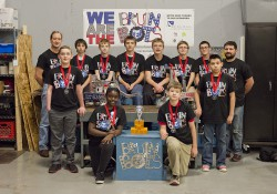 Image of Bruin Bots youth robotics team