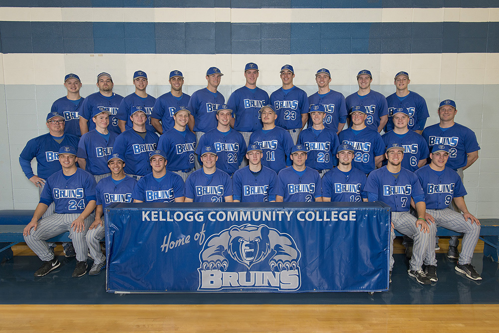 KCC's 2014 baseball team