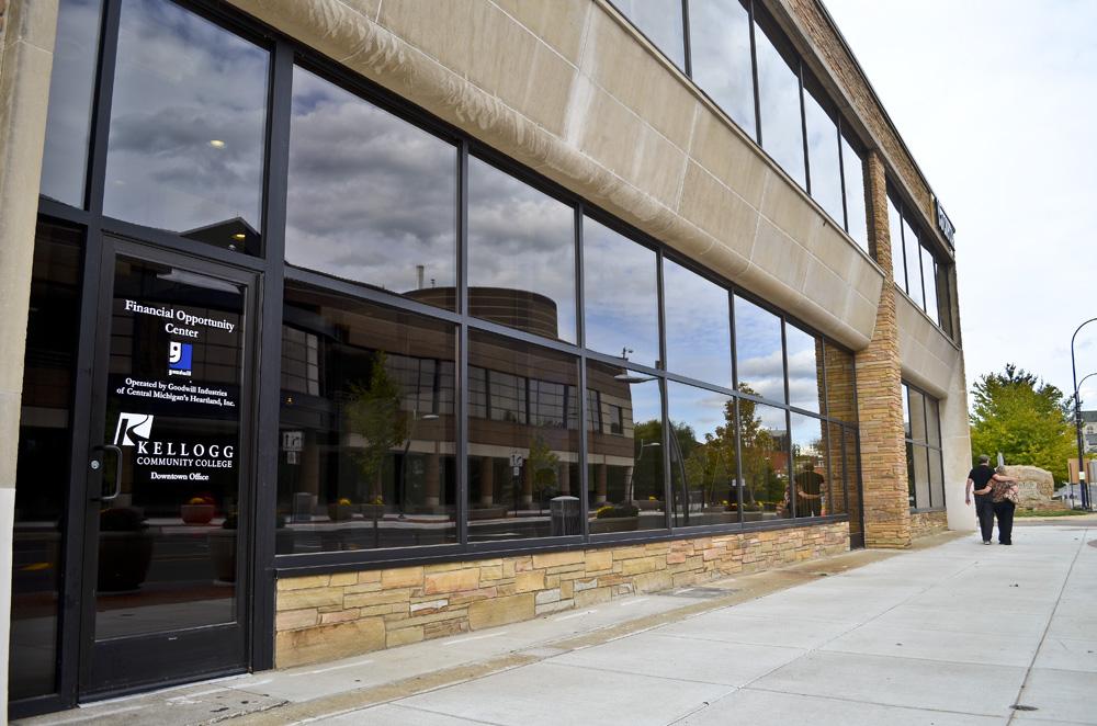 KCC's Downtown Battle Creek Office