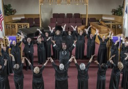 The 2014 Branch County Community Chorus