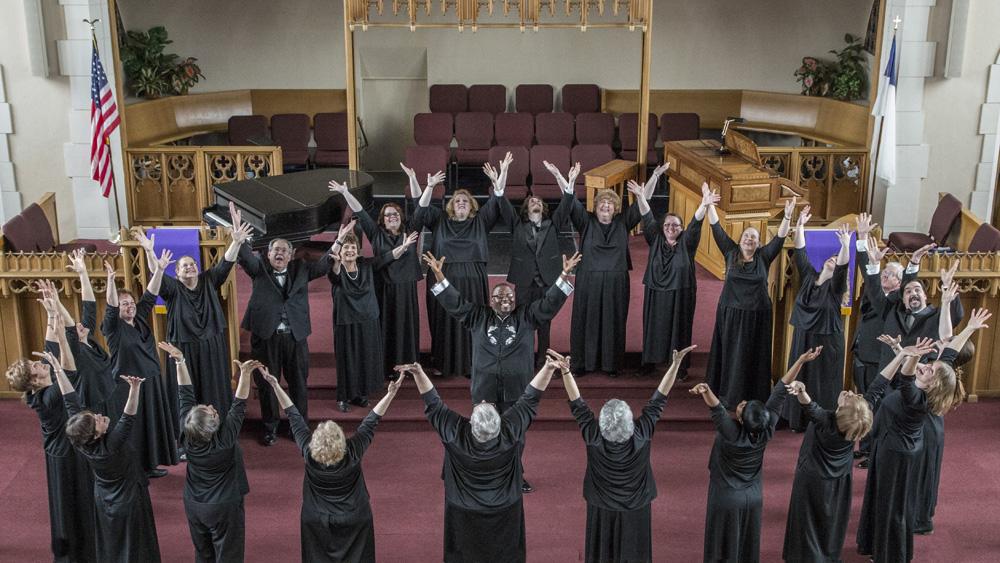 The 2014 Branch County Community Chorus