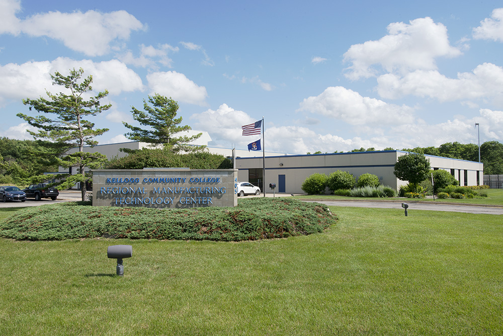 The Regional Manufacturing Technology Center
