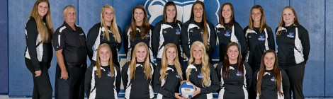 Volleyball wins 2, loses 2 at weekend tournament