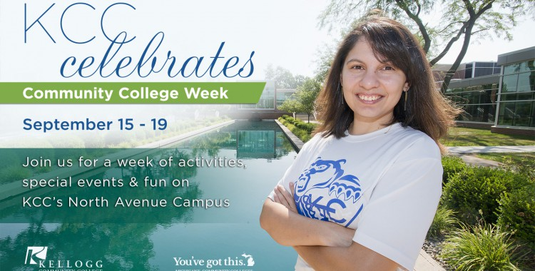 KCC to celebrate Community College Week Sept. 15-19