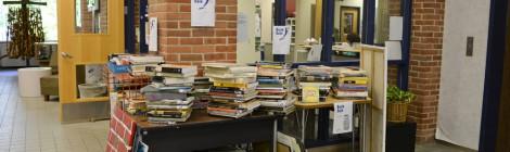 Davidson book sale to benefit Art League