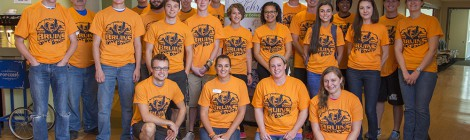 Bruins Give Back volunteer event is Oct. 24