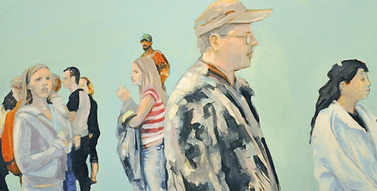 KCC to exhibit artist Jerry Mackey's 'Images and Observations'