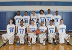 KCC's 2014-15 men's basketball team