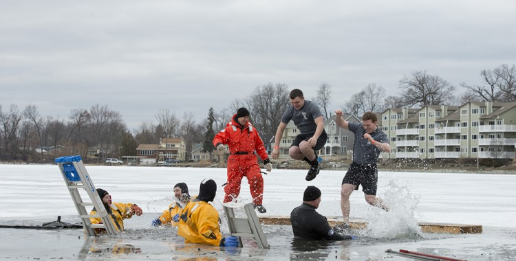 Join KCC for the Battle Creek Polar Plunge on Jan. 17