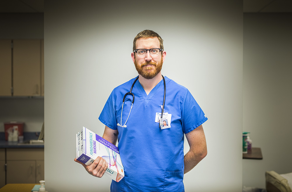 male nursing student experience The experiences of men working within the nursing profession have not been  studied as comprehensively as those of male students, so little has been  published.