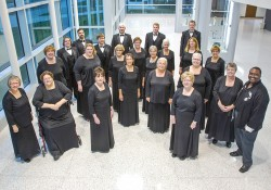 A group photo of the members of KCC's Branch County Community Chorus