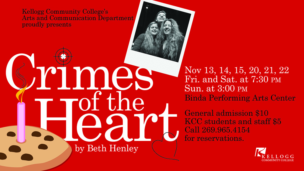 an analysis of the play crimes of the heart by beth henley
