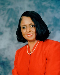 KCC Foundation Board member Vivian Davis