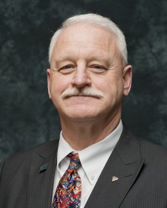 KCC President Mark O'Connell