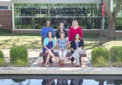 A group photo of KCC's academic advisors.