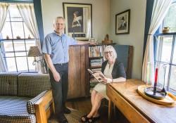 A portrait of KCC scholarship donors John and Diane Kellogg.