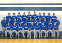 KCC's 2016-17 baseball team.