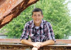 KCC student and Law Enforcement Education Program scholarship recipient Ryan Ferguson.