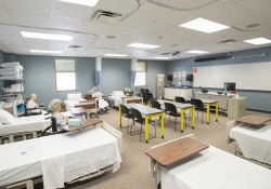The CNA Lab at KCC's Fehsenfeld Center in Hastings.