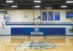 KCC's Miller Gym.