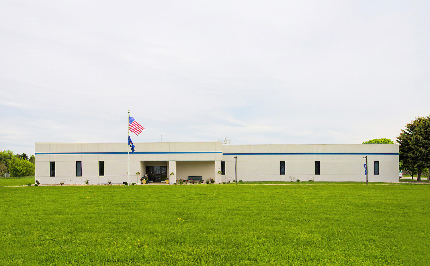 KCC's Grahl Center campus in Coldwater.