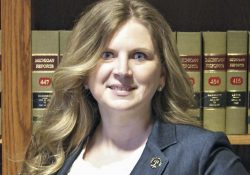 KCC Paralegal Program alumna Samantha L. Jones.