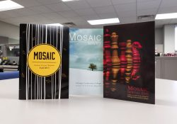 Past KCC Mosaic Literary Magazines