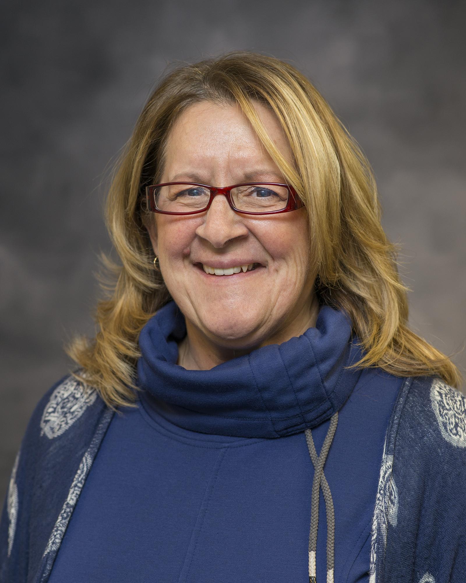 Grahl Center Director Shari Deevers