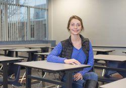 KCC student Dayna Allen.