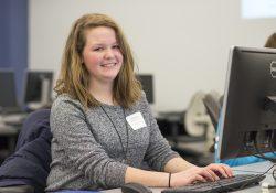 Pennfield High School sophomore Emma Kurtz.