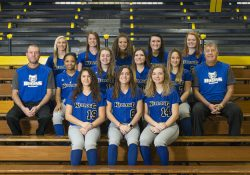KCC's 2018 softball team