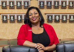KCC alumna Danyelle Gregory