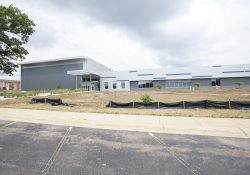 KCC's new Miller Physical Education Building.
