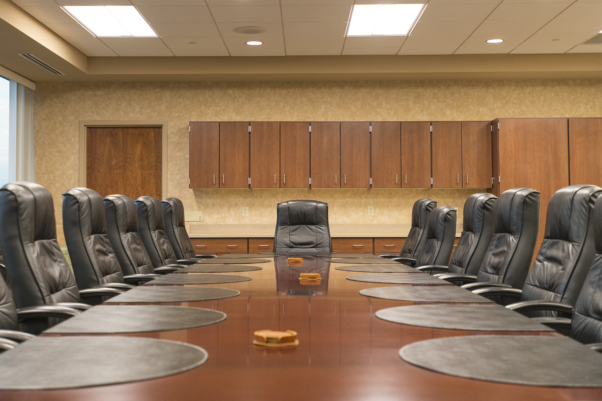 The KCC Board Room.