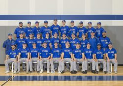 KCC's 2019 baseball team.
