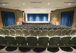 KCC's Davidson Auditorium.