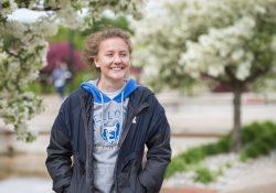 KCC graduate Lily Cooper.