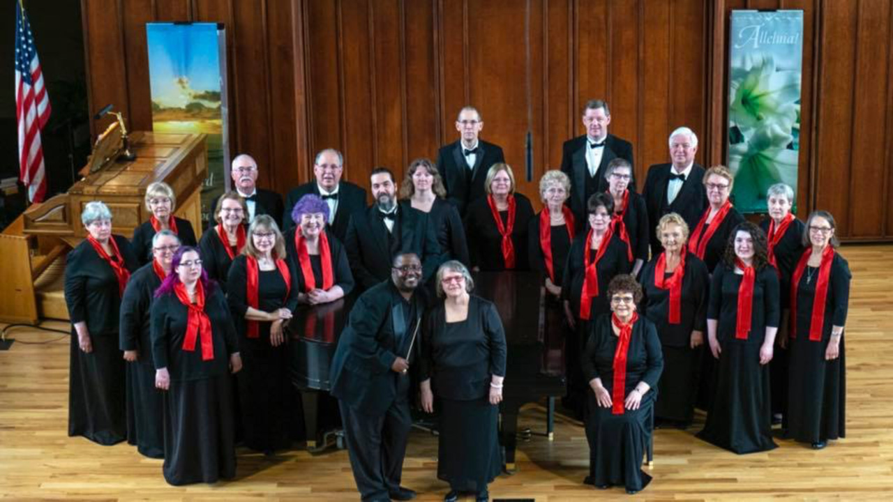 The Branch County Community Chorus.