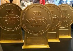 KCC's four Gold Medallion Awards.