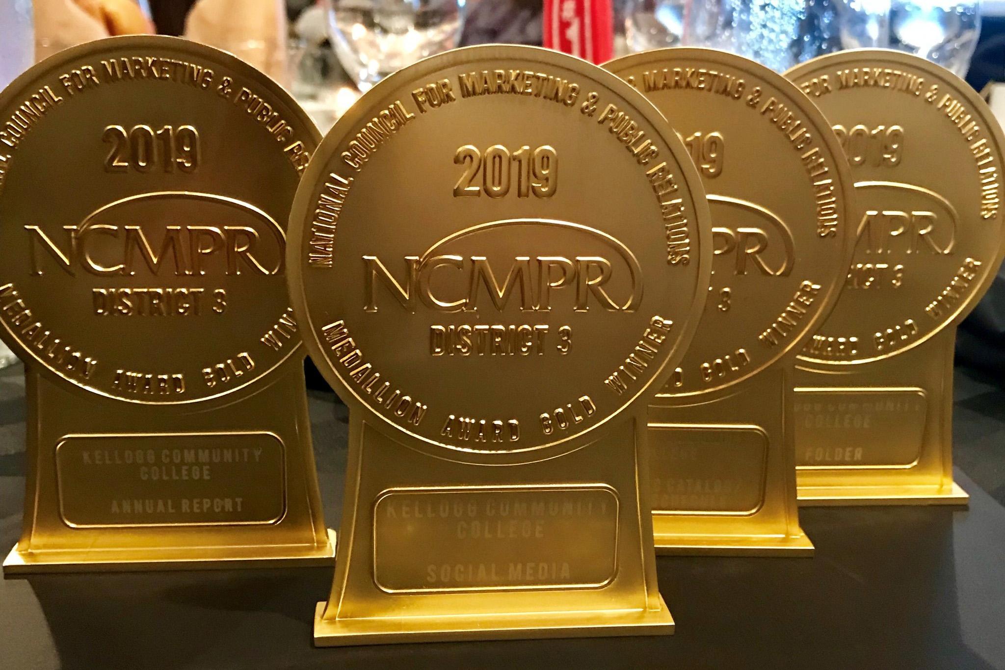 Kcc S Public Information And Marketing Team Wins Regional Awards Kcc Daily