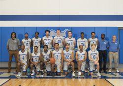 KCC's 2019-20 men's basketball team.