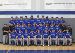 KCC's Spring 2020 baseball team.