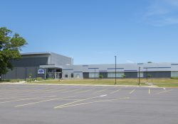 KCC's Miller Physical Education Building