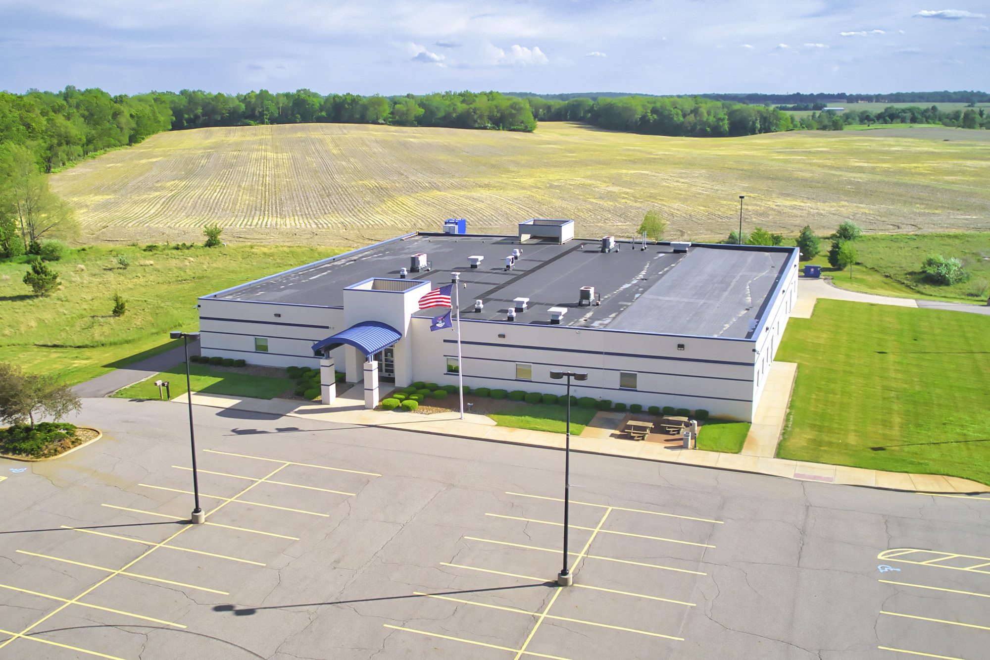 KCC's Eastern Academic Center campus in Albion.