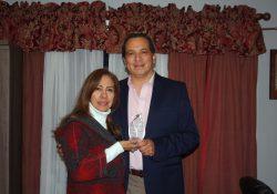 Lucy Mosquera and Jesús M Grillo Trujillo.